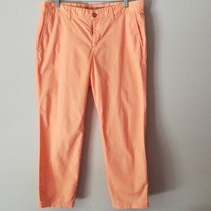 GAP Girlfriend khakis pants